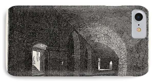 Crypt Discovered Under The Deanery House IPhone Case