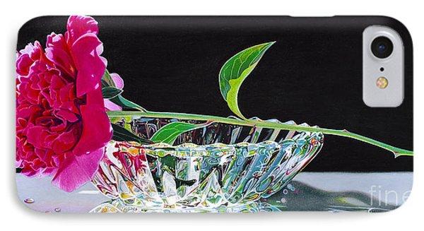 Crystal Beauty Phone Case by Arlene Steinberg