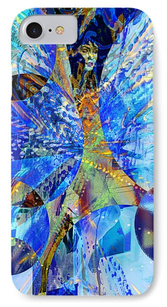 Crystal Blue Persuasion Phone Case by Seth Weaver