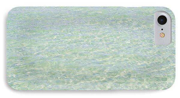 Crystal Clear Atlantic Ocean 2 Key West IPhone Case by Ian Monk