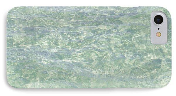 Crystal Clear Atlantic Ocean Key West IPhone Case by Ian Monk
