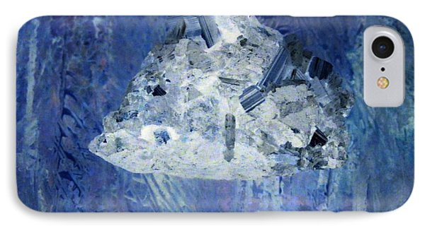 Crystal Clear IPhone Case by Nancy Kane Chapman