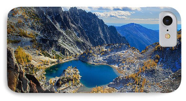 Crystal Lake IPhone Case by Inge Johnsson