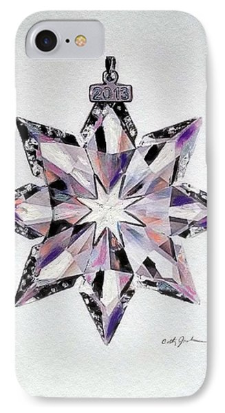 Crystal Ornament IPhone Case