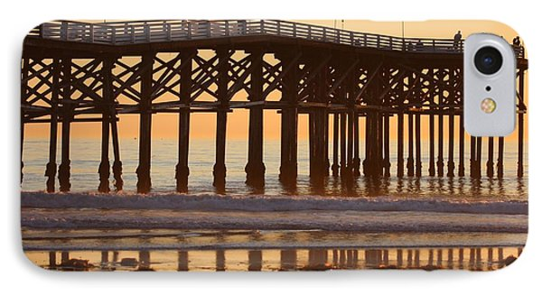 Crystal Pier IPhone Case by Nathan Rupert
