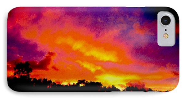 Crystal Sunrise IPhone Case by Mark Blauhoefer