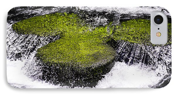 Crystal Water  Phone Case by Sotiris Filippou