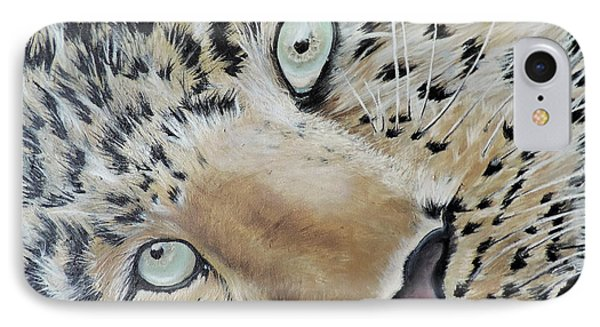 cub IPhone Case by Dianna Lewis