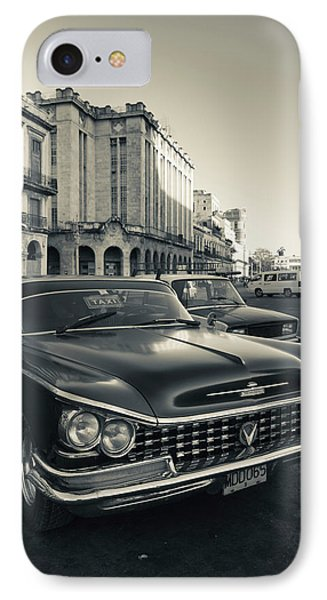 Cuba, Havana, Havana Vieja, Detail IPhone Case