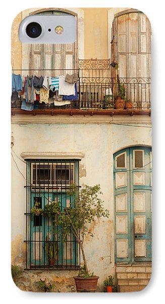 Cuba, Havana, Havana Vieja, Old Havana IPhone Case
