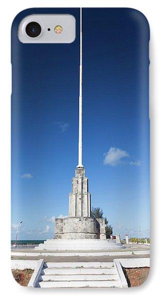 Cuba, Matanzas Province, Cardenas IPhone Case by Walter Bibikow