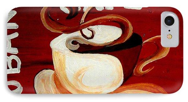 Cubana Cafe Phone Case by Jayne Kerr