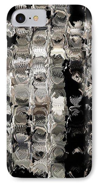 Cubes Unraveled  Phone Case by Jack Zulli