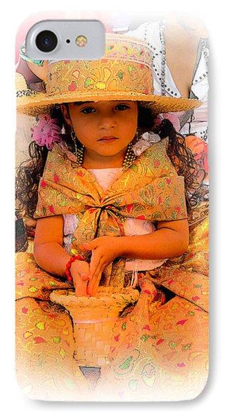 Cuenca Kids 550 IPhone Case by Al Bourassa