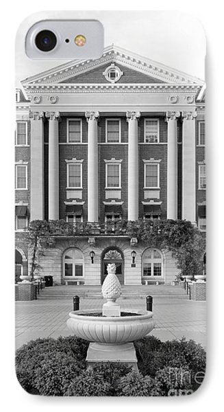 Culinary Institute Of America Roth Hall IPhone Case by University Icons