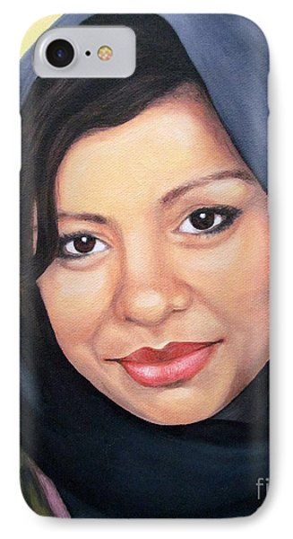 Cultured Beauty Phone Case by Malinda  Prudhomme