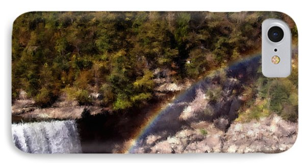 Cumberland Falls One IPhone Case