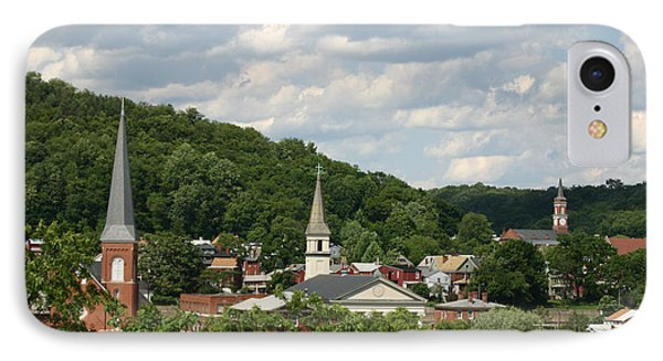 Cumberland Steeples IPhone Case