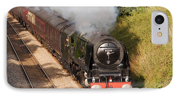 IPhone Case featuring the photograph Cumbrian Express II by Paul Scoullar