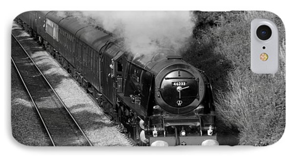 IPhone Case featuring the photograph Cumbrian Express by Paul Scoullar