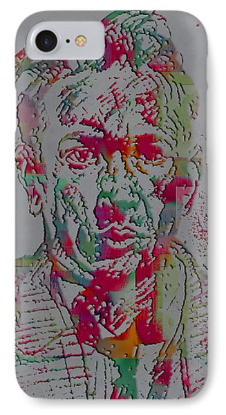 IPhone Case featuring the digital art Cummings by Asok Mukhopadhyay