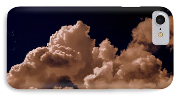 Clouds IPhone Case by Salman Ravish