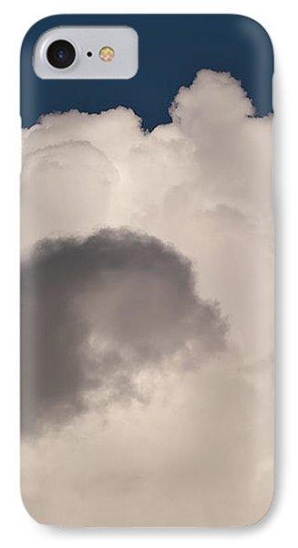 Cumulus Congestus Phone Case by Sue Smith