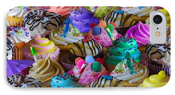 Cupcake Galore IPhone Case by Aimee Stewart