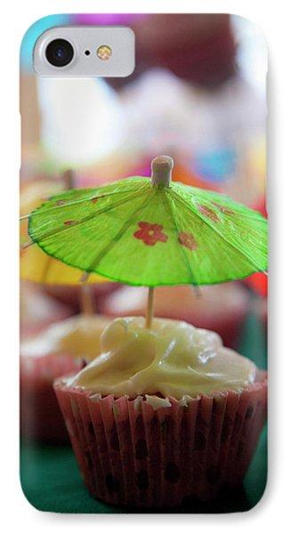 Cupcakes IPhone Case by Douglas Peebles