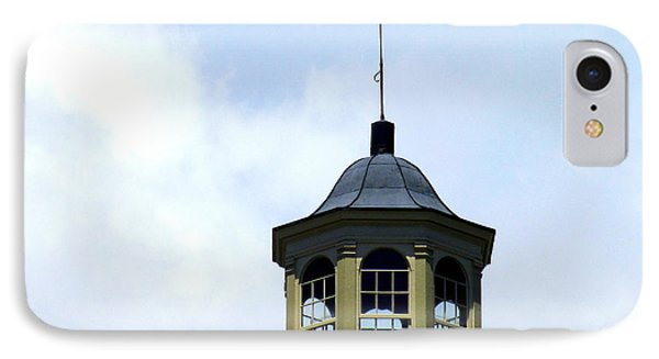 Cupola Chimneys Charleston Phone Case by Randall Weidner