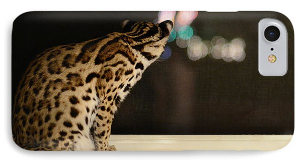 Curious Cub IPhone Case