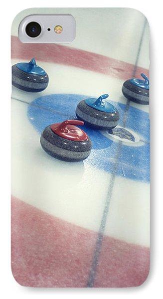 Curling Stones IPhone Case
