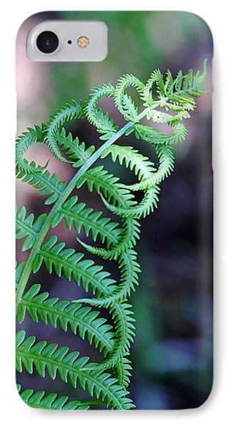 IPhone Case featuring the photograph Curls by Debbie Oppermann