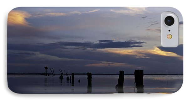Currituck Sound Sunset IPhone Case