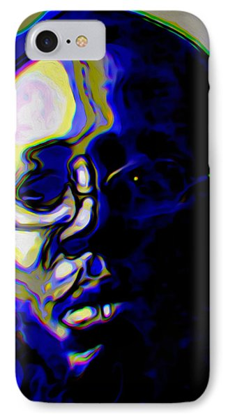 Curtis Mayfield IPhone Case by  Fli Art