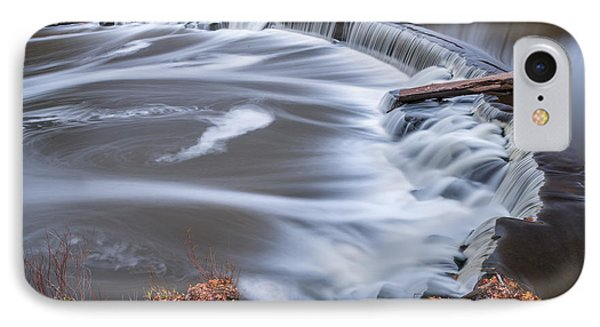 Curved Waterfall IPhone Case