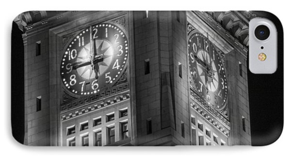Custom House Tower Close Up IPhone Case by John McGraw