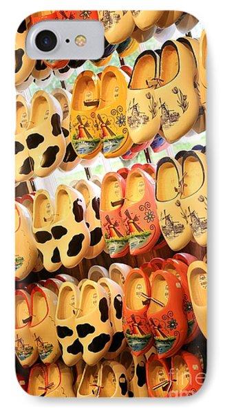 Cute Clogs Phone Case by Carol Groenen