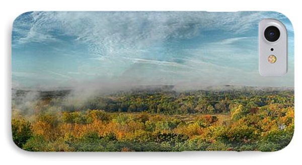 Cuyahoga Valley Panarama IPhone Case by Daniel Behm