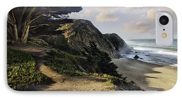 Cypress Beach IPhone Case