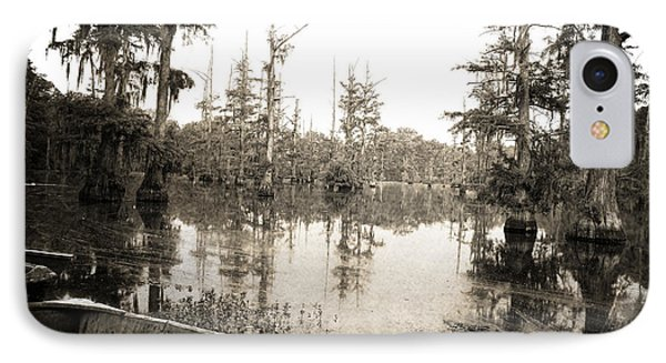 Cypress Swamp IPhone Case