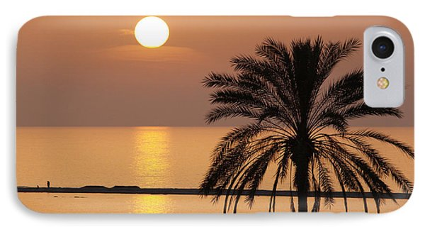 Cyprus Sunset Phone Case by Alex Cassels