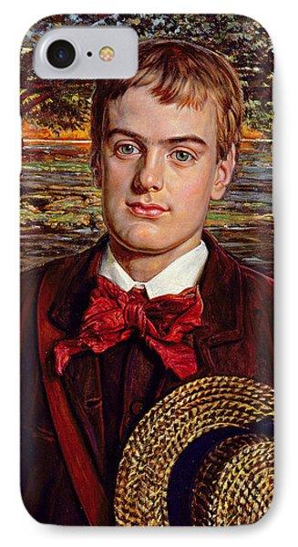 Cyril Benoni Holman Hunt, 1880 IPhone Case