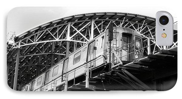D-train IPhone Case by John Rizzuto