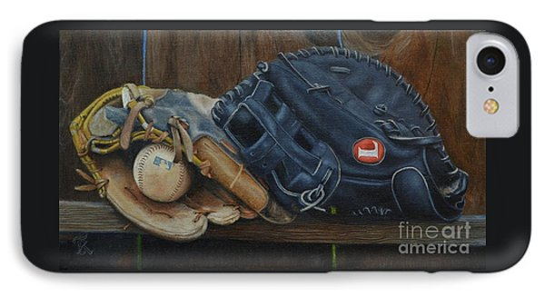 Let's Play Catch IPhone Case by Ralph Taeger