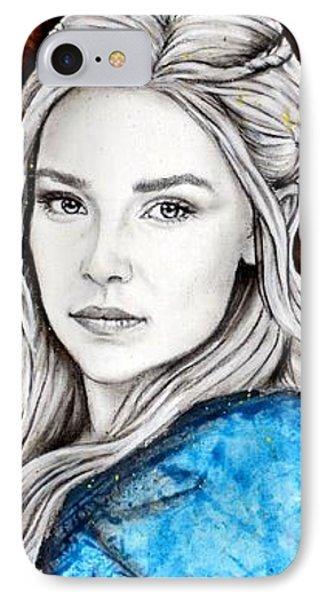 Daenerys Targaryen Phone Case by Anastasis  Anastasi