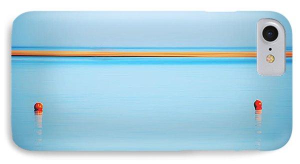 Dahab - Red Sea Phone Case by Hannes Cmarits