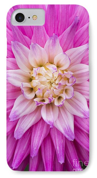 Dahlia Ruskin Andrea Flower Phone Case by Tim Gainey