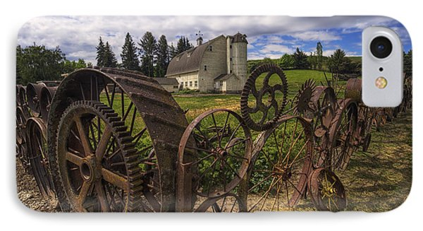 Dahmen Barn IPhone Case