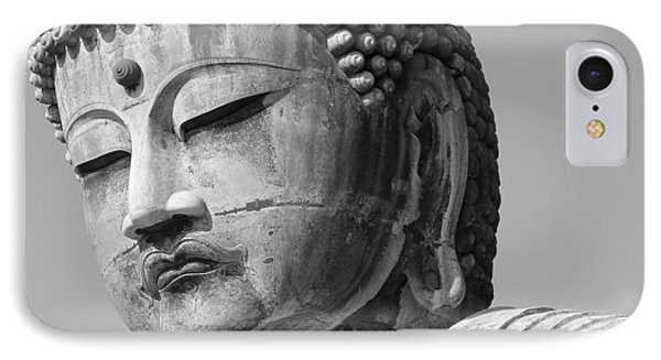 IPhone Case featuring the photograph Daibutsu 2 by Larry Knipfing